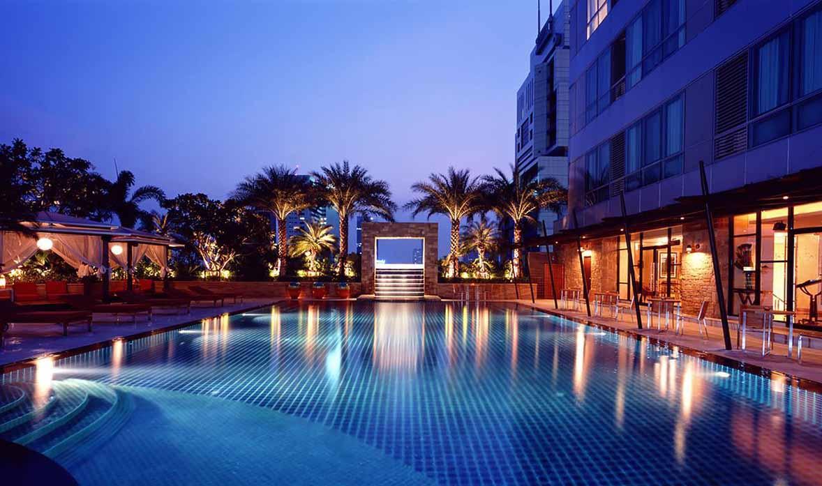 Yasunya Hotel Bangkok, Thailand